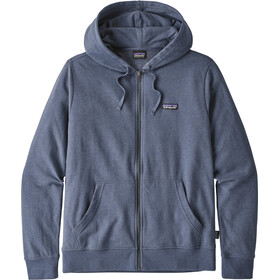 Patagonia M's P-6 Label LW Full Zip Hoody Dolomite Blue